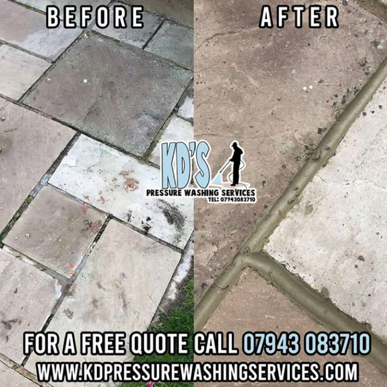 KD Pressure Washing Leeds